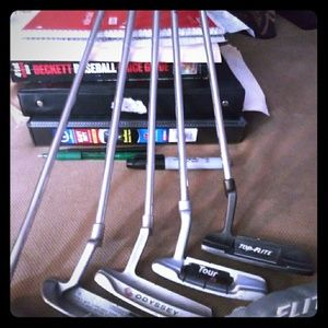 Golf clubs \ putters